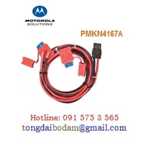Motorola PMKN4167A | Motorola SL5300 SLR8000 Battery Backup Cable